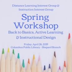 ALAO Spring Workshop DLIG IIG