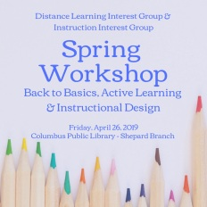 ALAO Spring Workshop DLIG IIG